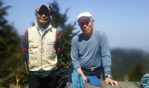 大山(丹沢)の会山行下見