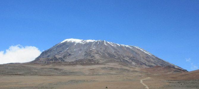 海外登山報告キリマンジャロ(5,895m)