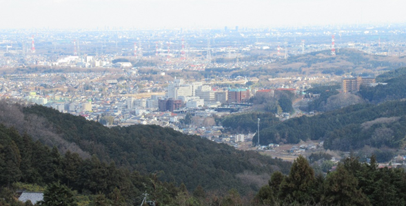 長尾山~ユガテ~鼻曲山