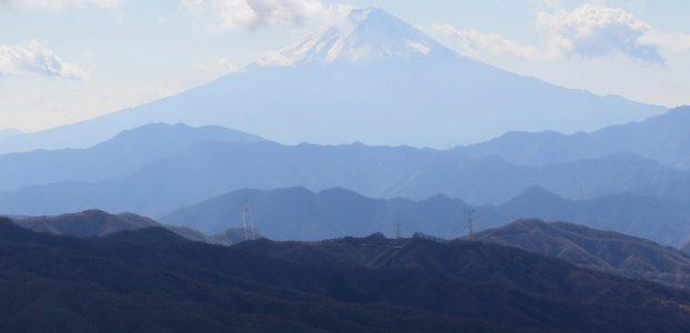 大菩薩嶺(2,056.9m)