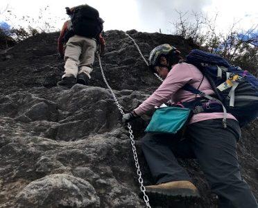 2018年11月度個人・G山行:岩櫃山(いわびつやま)(802.6m)