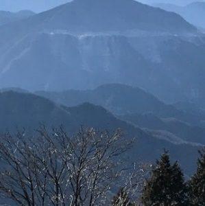 旧正丸峠~カバ岳~丸山(960m)